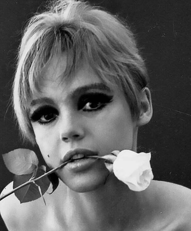 Икона стиля 60-х Эди Седжвик: что погубило эпатажную музу Энди Уорхола
