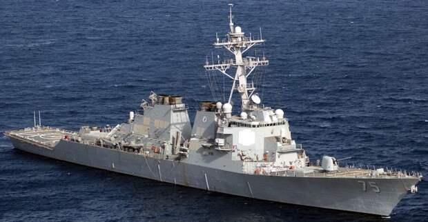 США готовят провокации в Черном море