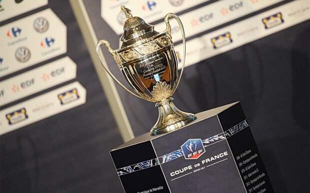 «Монако» сыграет с «Лионом» в четвертьфинале Кубка Франции, «ПСЖ» встретится с «Анже»