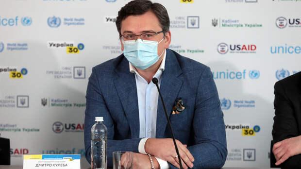 Глава МИД Украины призвал ЕС отключить Россию от SWIFT и попросил у США глушилки