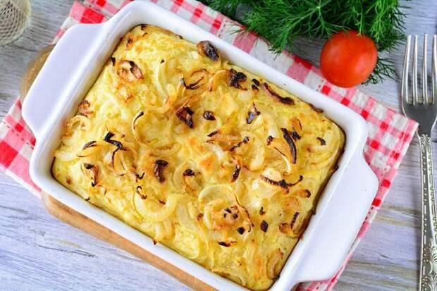 Картофельный ПИРОГ «Бобеле» — вкусный и бюджетный рецепт израильской кухни