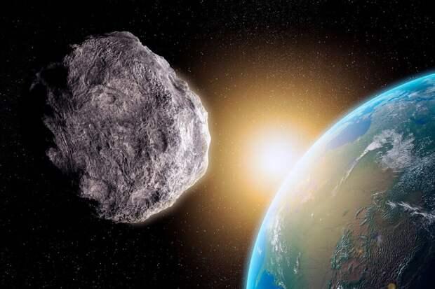 На околоземном астероиде нашли внеземную органику