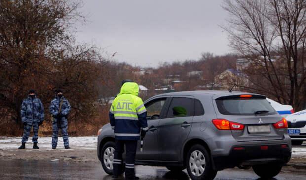 ВГИБДД подвели первые итоги массовых проверок водителей вВолгограде иВолжском