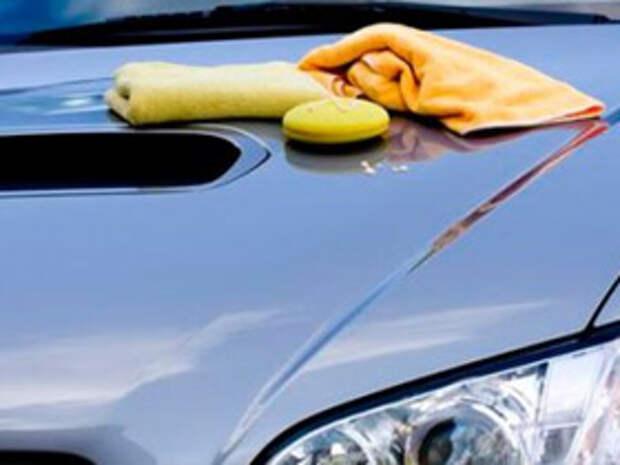 Как полировать машину вручную: личный опыт
