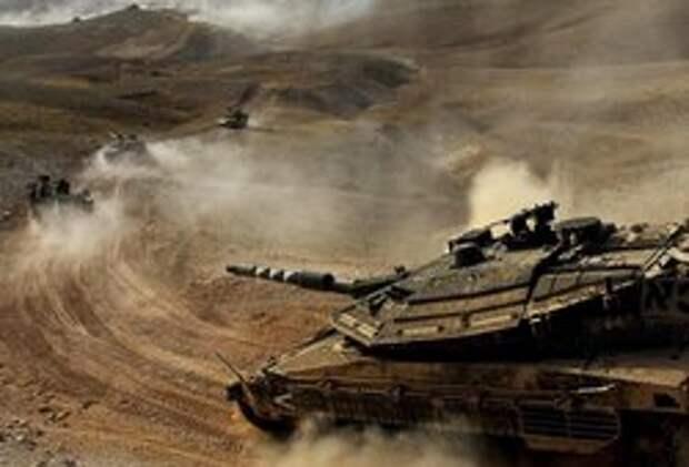 Когда вгород войдут танки: история инженерной мысли