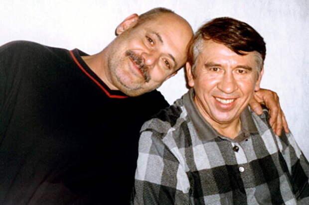 Вячеслав Воробьёв и Владимир Пермяков. Фото из открытых источников.