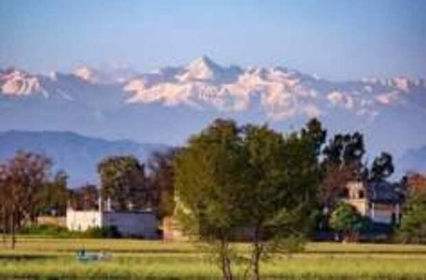 Карантин открыл вид на Гималаи