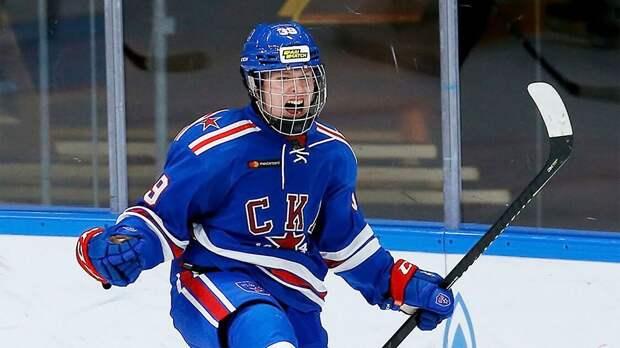 16-летний Мичков оформил дебютный хет-трик в МХЛ
