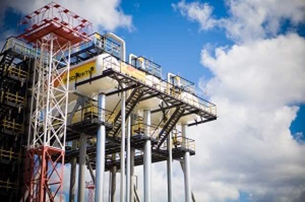 «Роснефть» продолжает сокращать выбросы метана