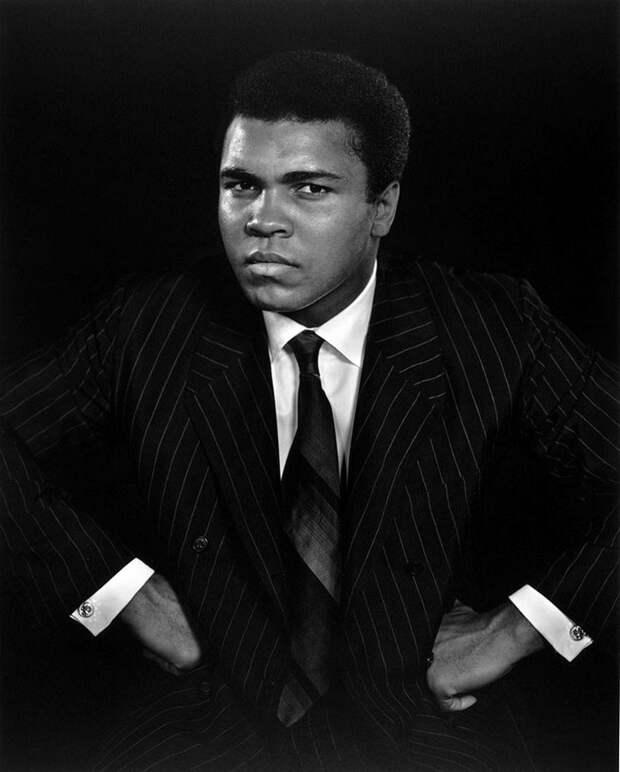 Muhammad Ali by Yousuf Karsh
