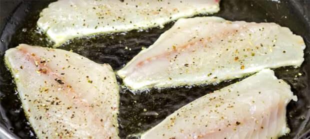 Устраняем частые ошибки жарки рыбы: больше не пригорает и не пережаривается