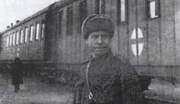 Как военно-санитарные поезда обманывали смерть