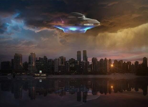 Бывший морской пехотинец США увидел НЛО и после этого его жизнь превратилась в безумный кошмар