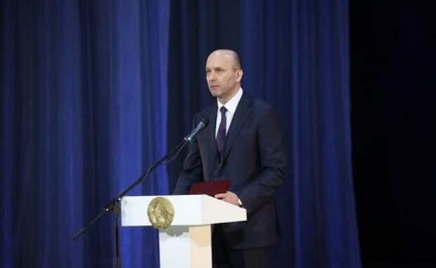 КГБ Белоруссии предъявил обвинение бывшему заместителю госсекретаря безопасности Андрею Втюрину
