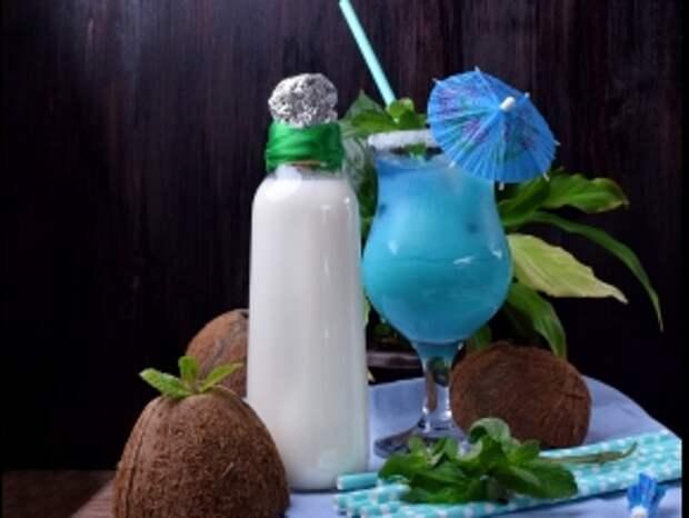 Спиртные напитки. Кокосовый ликер «Малибу»