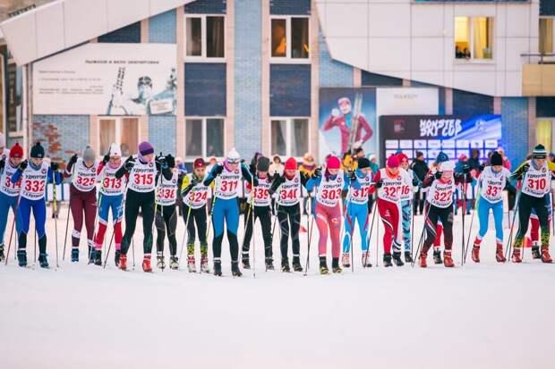 «Рождественская вечерняя лыжная гонка» пройдет в Ижевске в новогодние праздники