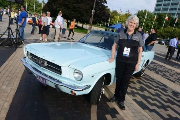 В Соединенных Штатах нашли первый когда-либо проданный Mustang ford, ford mustang, mustang, авто, автомобили, кабриолет, олдтаймер, ретро авто