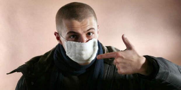 Пока необходимости в массовой скупке медицинских масок у россиян нет
