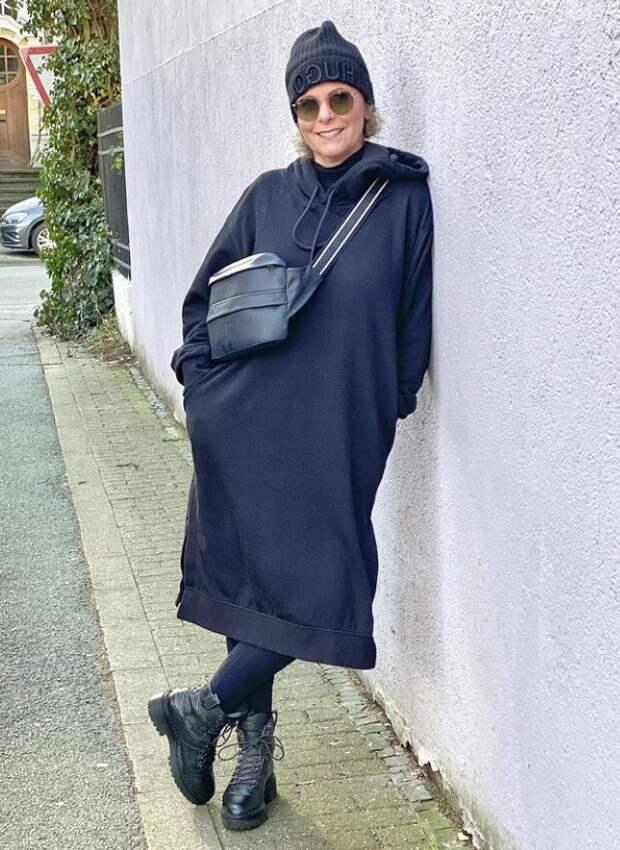 Кэжуал платья для женщин 45+. Просто и очень стильно