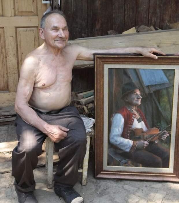 Польский художник Дамиан Лихошест иего невероятно точные портреты