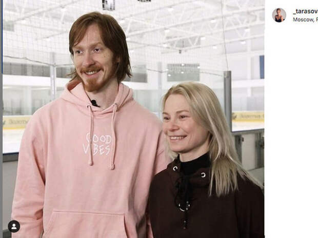 Тарасова и Морозов завоевали золото гран-при в Лас-Вегасе