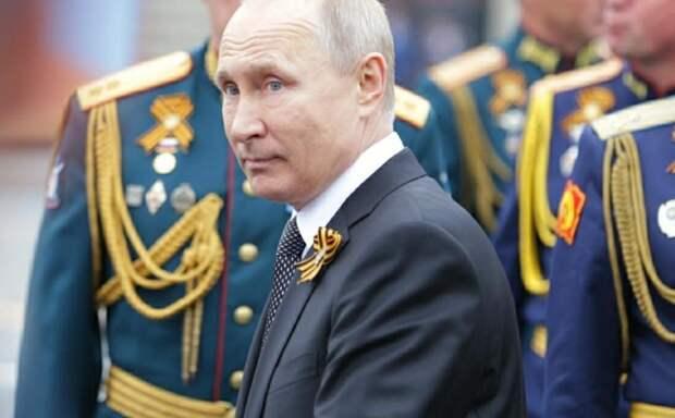 Рейтинг Путина за день вырос с 31% до 72%