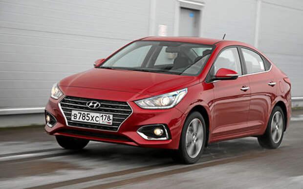 Новый Hyundai Solaris — выбираем оптимальную модификацию