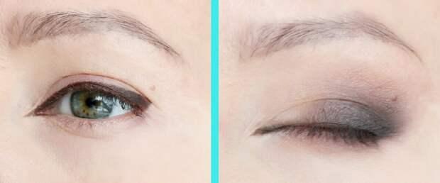 Как на самом деле лучше красить глаза