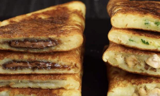 Курица, тесто и грибы: пирожки съедают по 20 штук