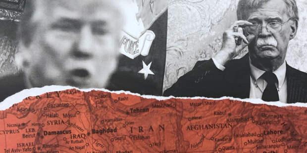 Болтон: США сдались в Афганистане