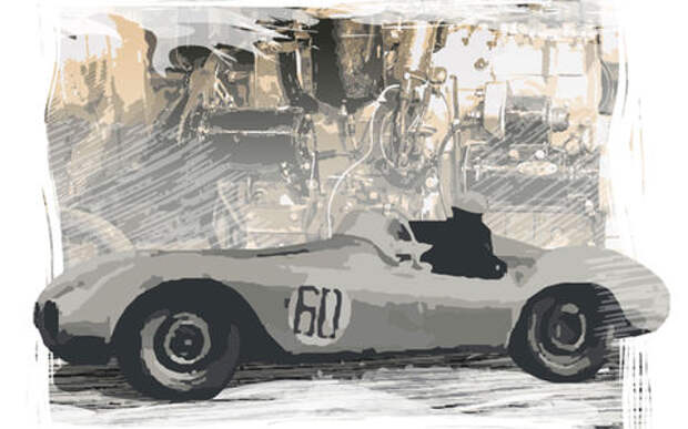 КВН — полузабытый советский спорткар с мотором ГАЗ