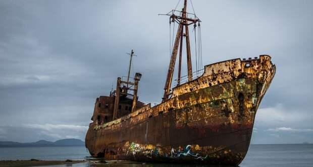Что с ними стало: 6 реальных кораблей-призраков