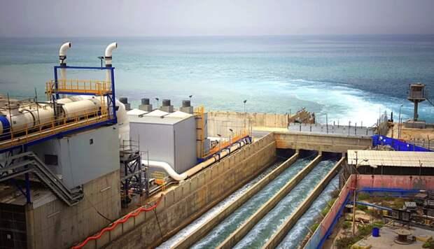 Крым решил проблему воды в обход Украины
