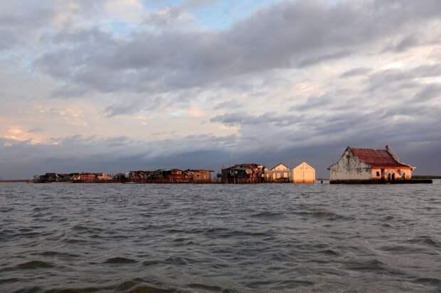Ящик Пандоры: климатические мигранты сегодня и в будущем
