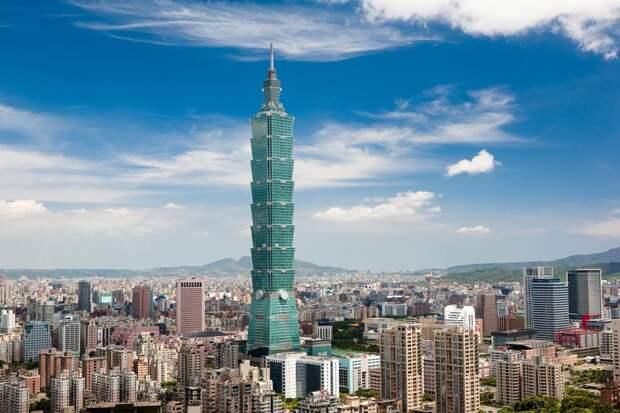 Как небоскреб на Тайване стал причиной землетрясения