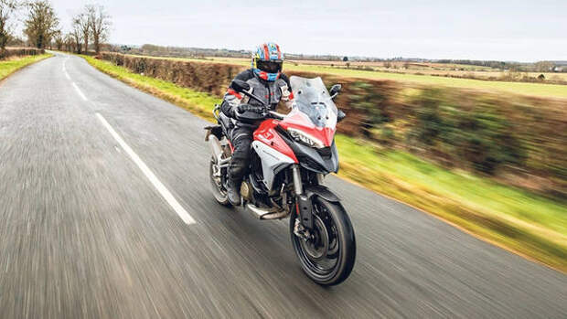 Ducati откажется от электробайков в пользу топлива из Формулы-1