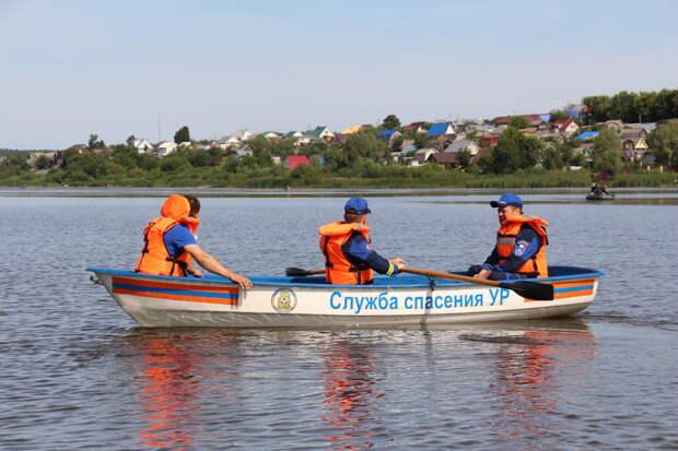 В Удмуртии по сравнению с прошлым годом почти в два раза увеличилось число утонувших людей