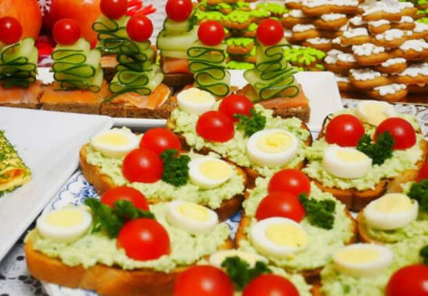 7 минутных закусок из трех ингредиентов: съедаются словно семечки