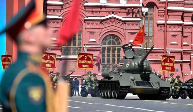 Кремль подтвердил проведение Парада Победы 9 мая