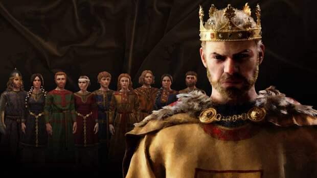 Первое большое дополнение к игре Crusader Kings III анонсируют в конце мая