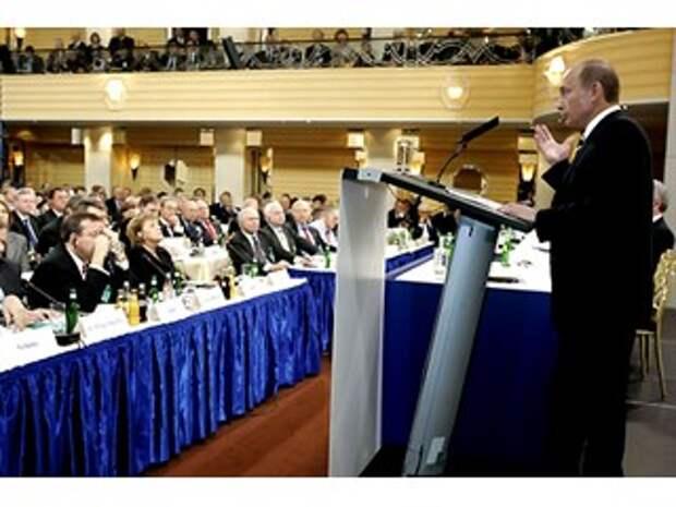 Мюнхенская речь Путина – сбывшееся пророчество