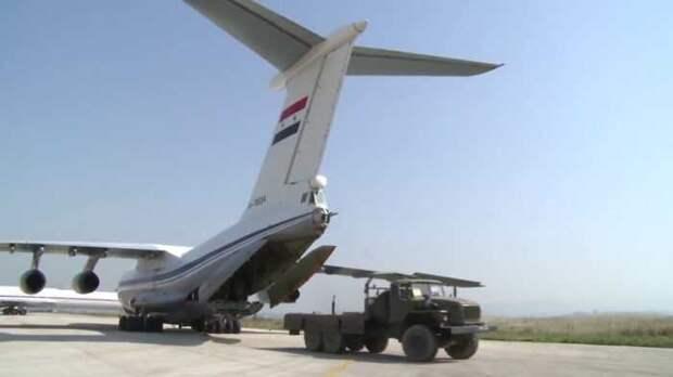 Самолеты Израиля атаковали Ил-76, взлетевший с авиабазы ВКС РФ «Хмеймим»