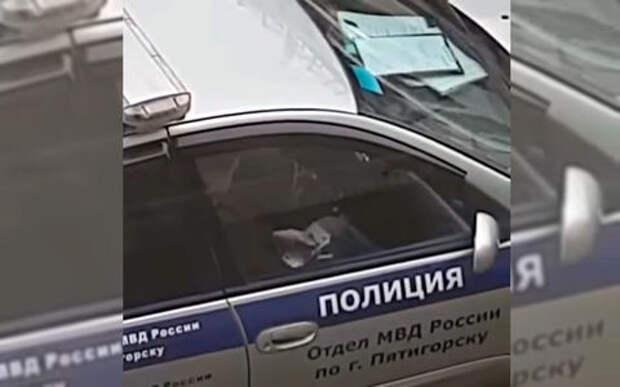 Пятигорского гаишника приговорили к двум годам за взятку