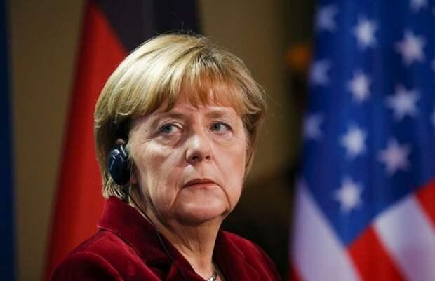 """В дискуссии Меркель и Трампа было место и спору о судьбе """"Северного потока-2"""""""