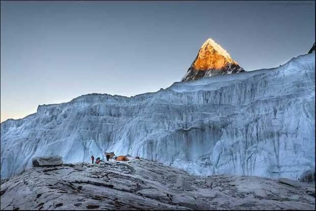 красивейшие и опаснейшие горы мира