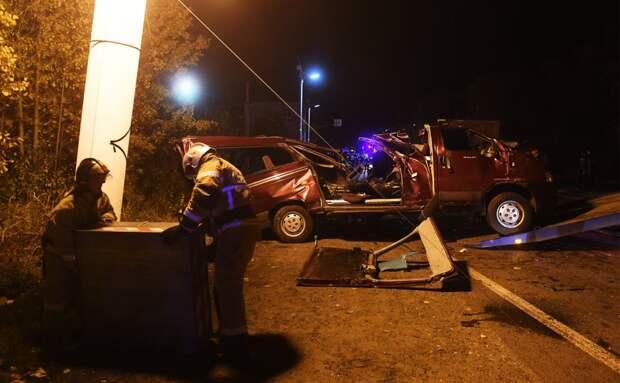ГИБДД подсчитала количество жертв дорожных аварий в России с начала года