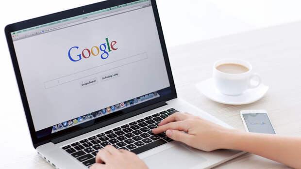 Российские пользователи пожаловались на сбой в работе Google