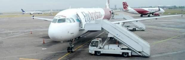 Международный авиарейс открыли из Туркестана в Ташкент