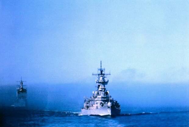 Научно-техническая революция в области ВМФ