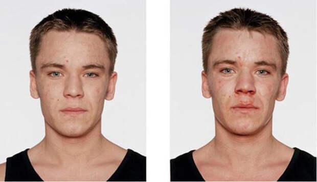 До и после бокса
